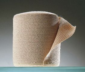 This is a short-stretch bandage.